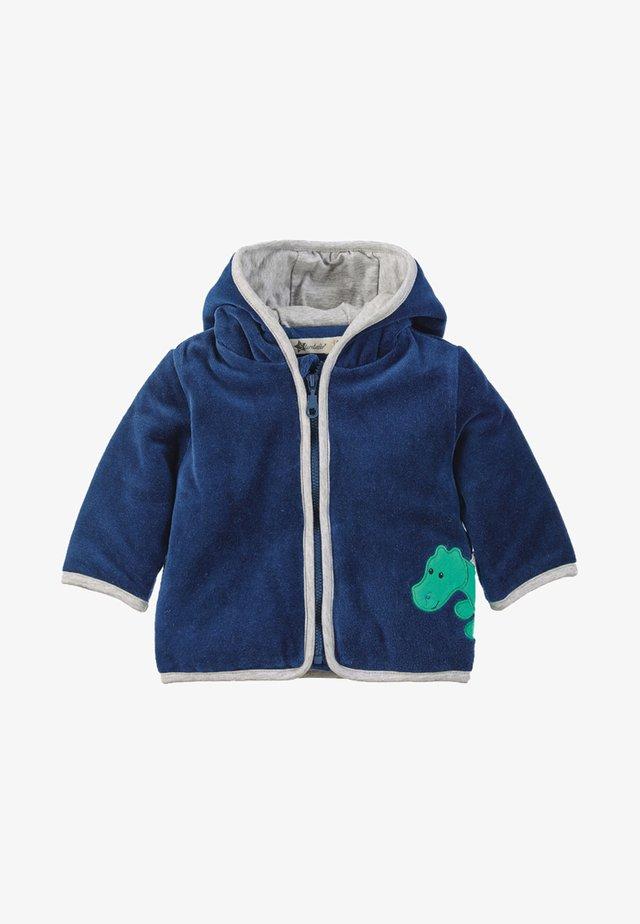 NICKI KAPUZEN-JACKE - Winter jacket - marine
