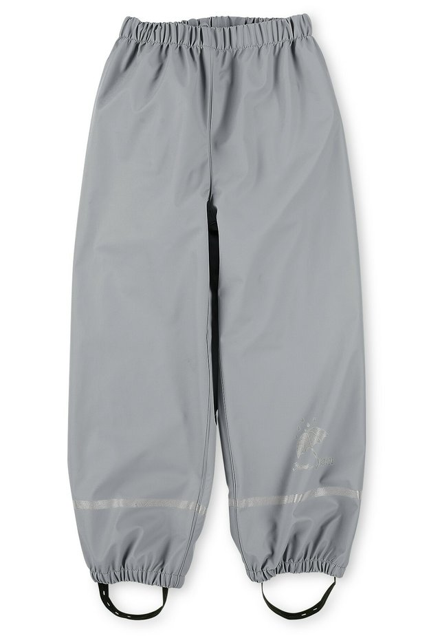 Rain trousers - grey