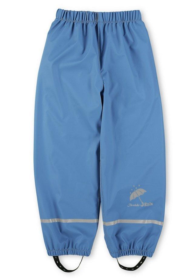 Rain trousers - blue
