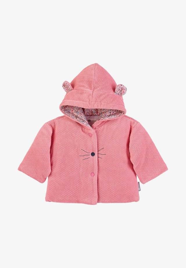 NICKI KAPUZEN-JACKE - Light jacket - light pink