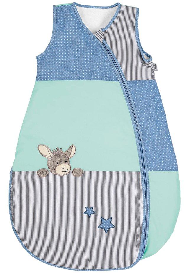 Baby's sleeping bag - blue