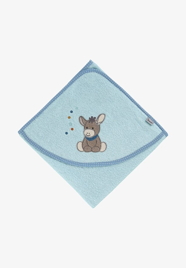 BADETUCH - Play mat - light blue