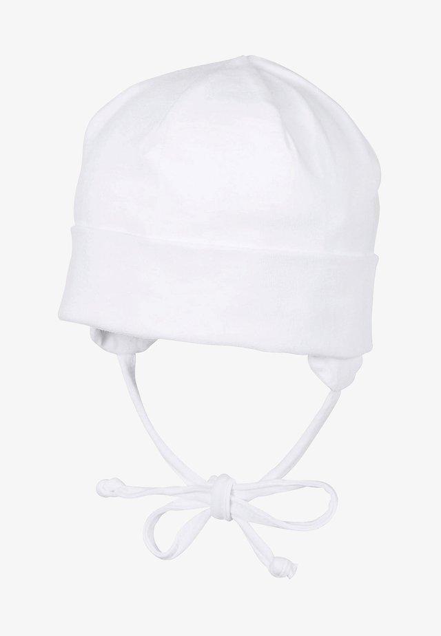 Beanie - white
