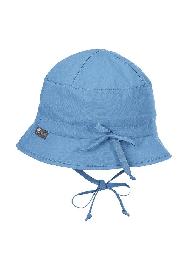 Hat - samtblau