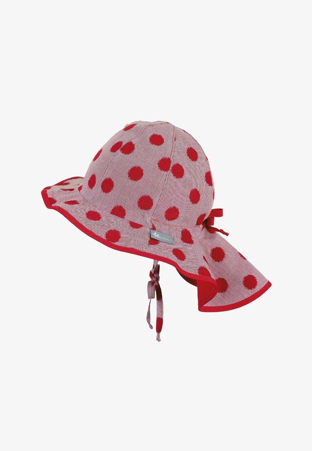 MINI FLAPPER MÄDCHEN - Hat - rot