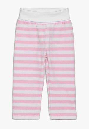 STRIPE JOGGERS BABY - Broek - barely pink