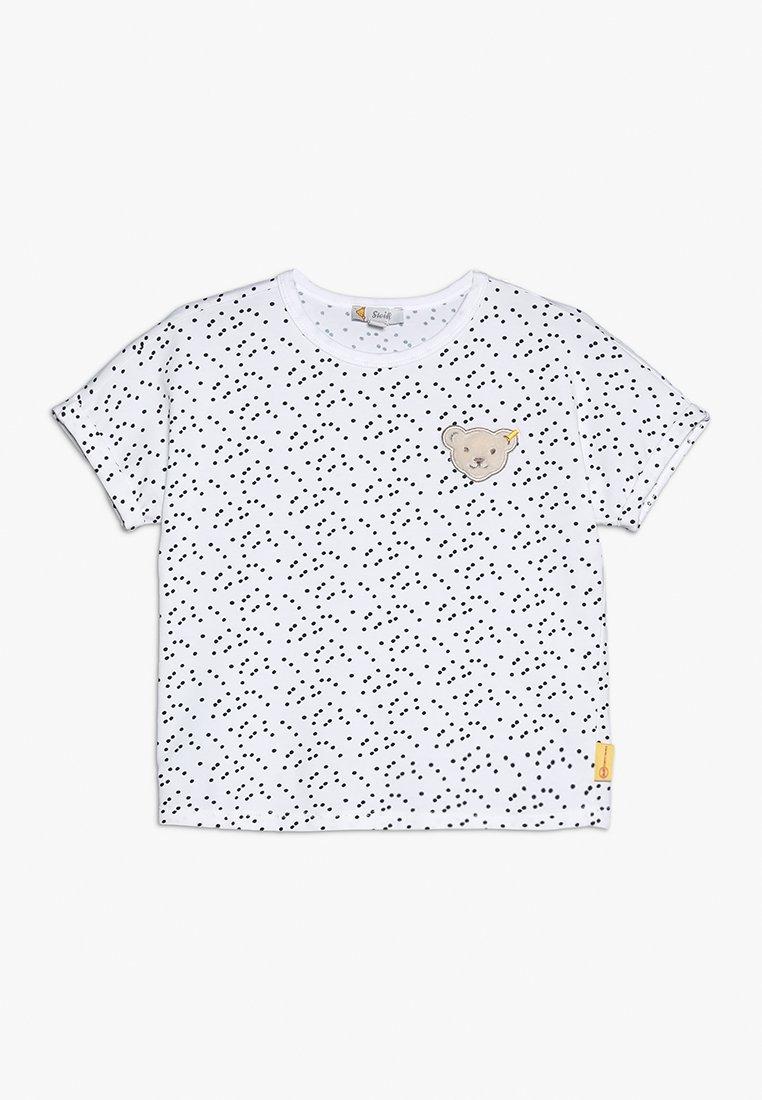 Steiff Collection - Print T-shirt - bright white