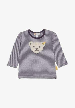 STRIPE BEAR BABY - Bluzka z długim rękawem - wildberry