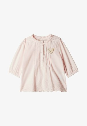 Blouse - barely pink