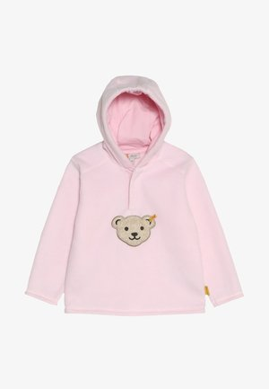 Fleece jumper - barely pink