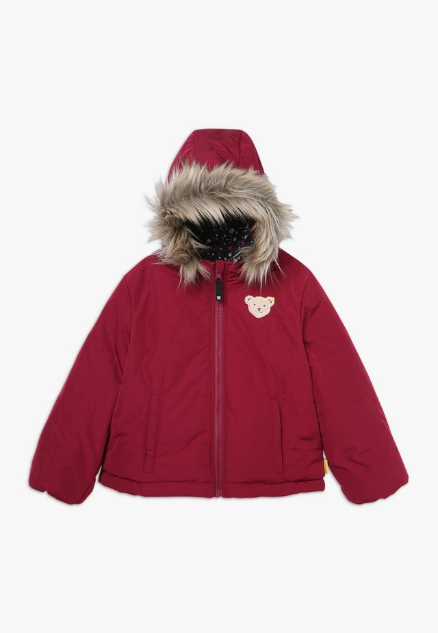 REVERSIBLE - Winterjacke - red