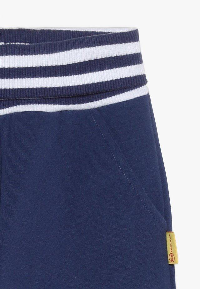 BABY - Teplákové kalhoty - blue