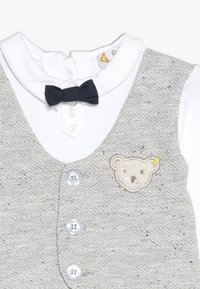 Steiff Collection - BOYS WAISTCOAT ONEPIECE BABY - Overal - navy - 3