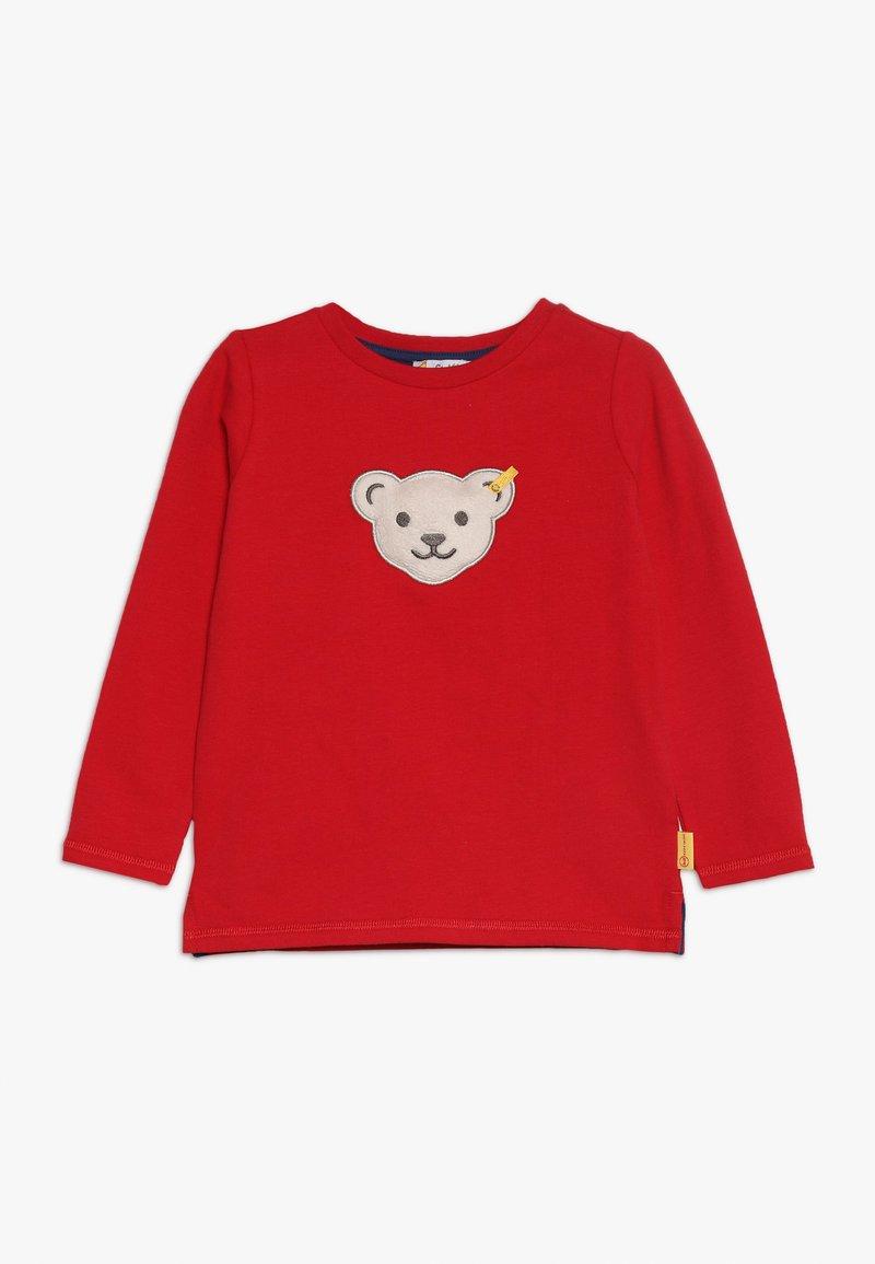 Steiff Collection - Camiseta de manga larga - dark red