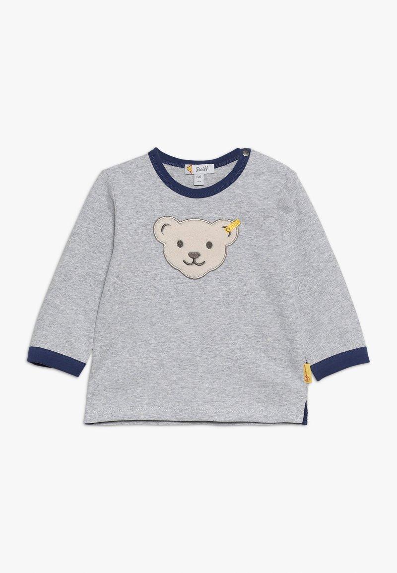 Steiff Collection - BEAR BABY - Camiseta de manga larga - grey