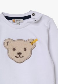 Steiff Collection - BEAR  - Felpa - bright white - 3