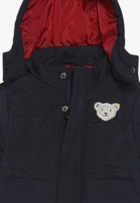 Steiff Collection - BOYS COAT BABY - Winterjacke - blue - 3