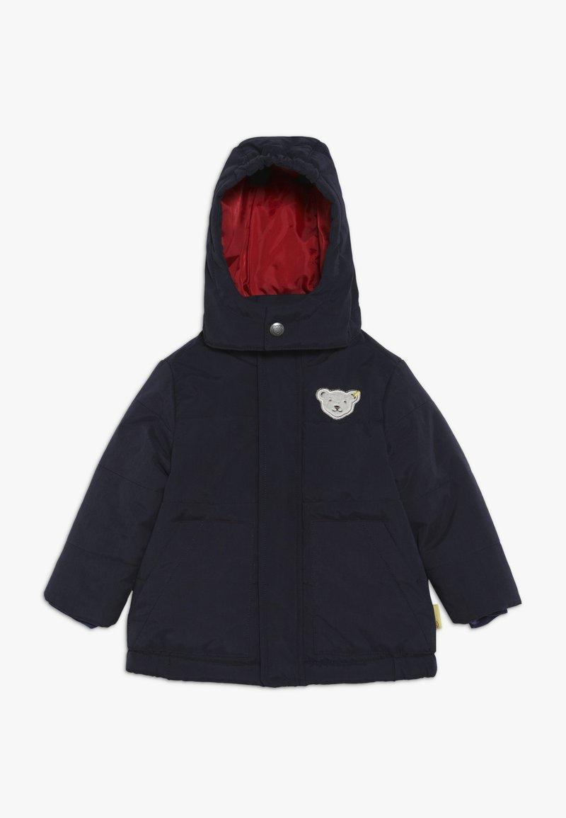 Steiff Collection - BOYS COAT BABY - Winterjacke - blue