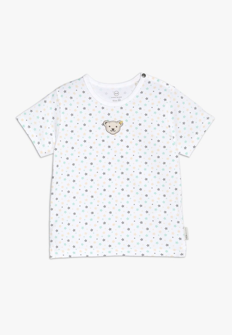 Steiff Collection - BABY - T-Shirt print - bright white