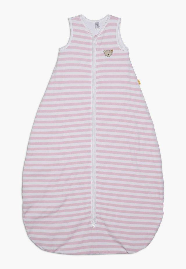 SLEEPING BAG BABY - Dětský spací pytel - barely pink