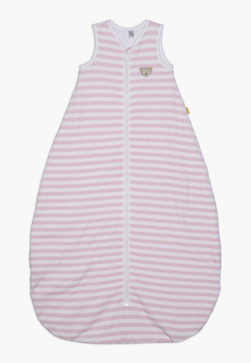 Steiff Collection - SLEEPING BAG BABY - Nachtwäsche Schlafsack - barely pink