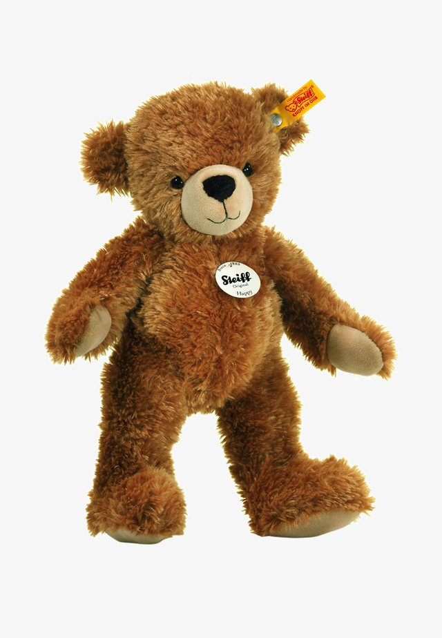HAPPY TEDDYBAER HAPPY TEDDYBAER  - Jouet - light brown