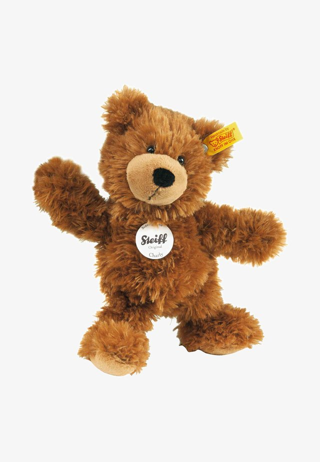 CHARLY - Cuddly toy - brown