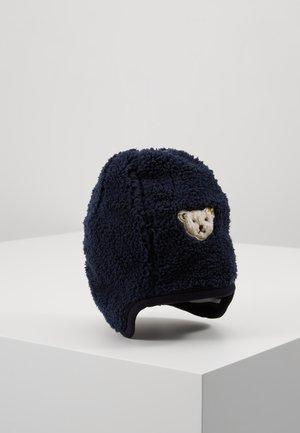 FLUFFY HAT BABY - Mütze - navy