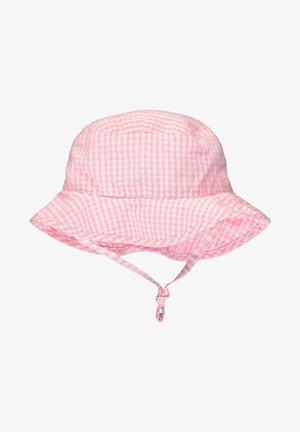 STEIFF COLLECTION HUT MIT KARO-MUSTER - Hut - barely pink
