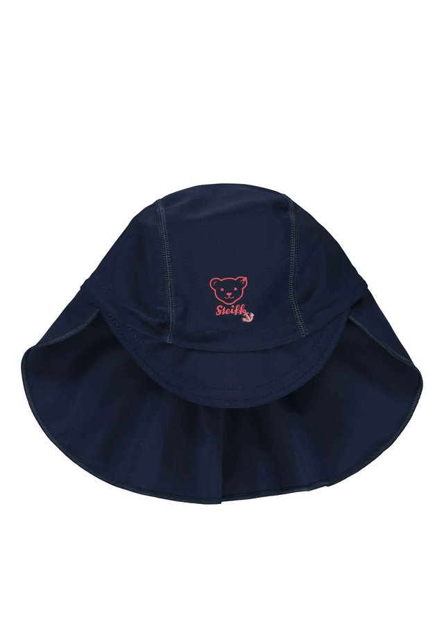 STEIFF COLLECTION MÜTZE MIT SCHILD MIT UV-SCHUTZ - Chapeau - dark blue
