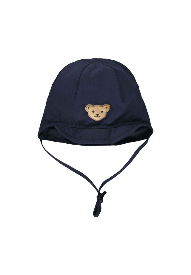 STEIFF COLLECTION SOMMERMÜTZE MIT TEDDYBÄRMOTIV - Bonnet - skydiver
