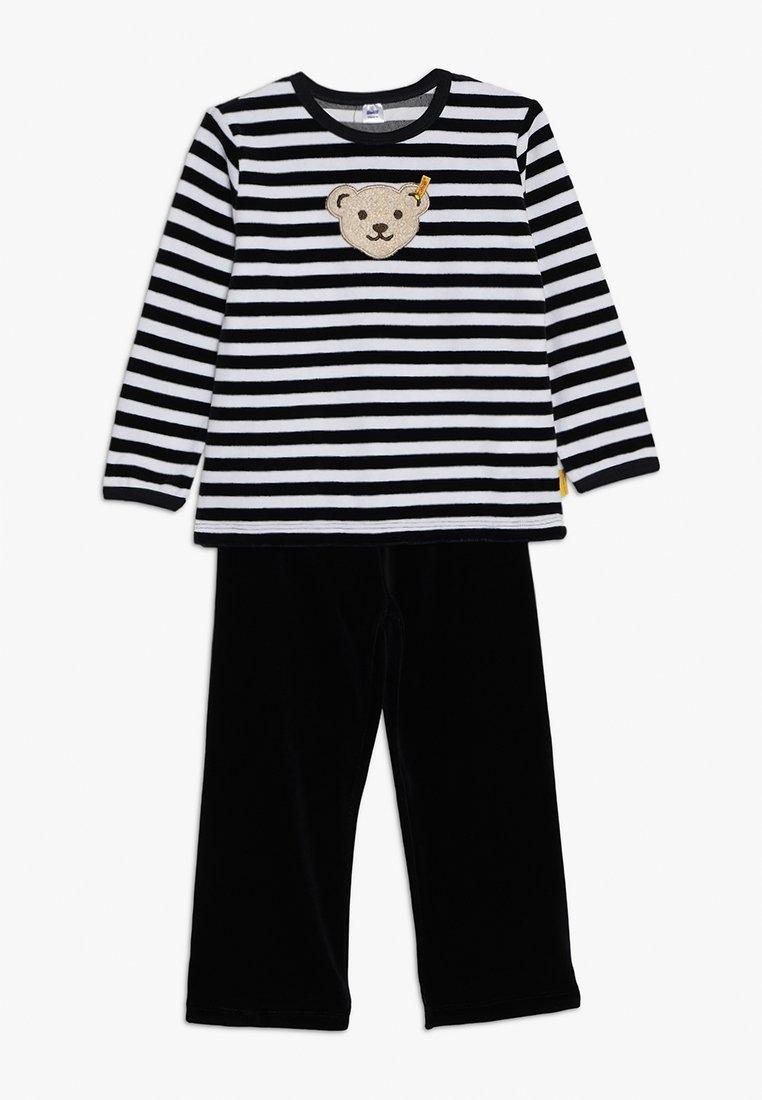 Steiff Collection - PYJAMA SET - Pyjamas - black iris