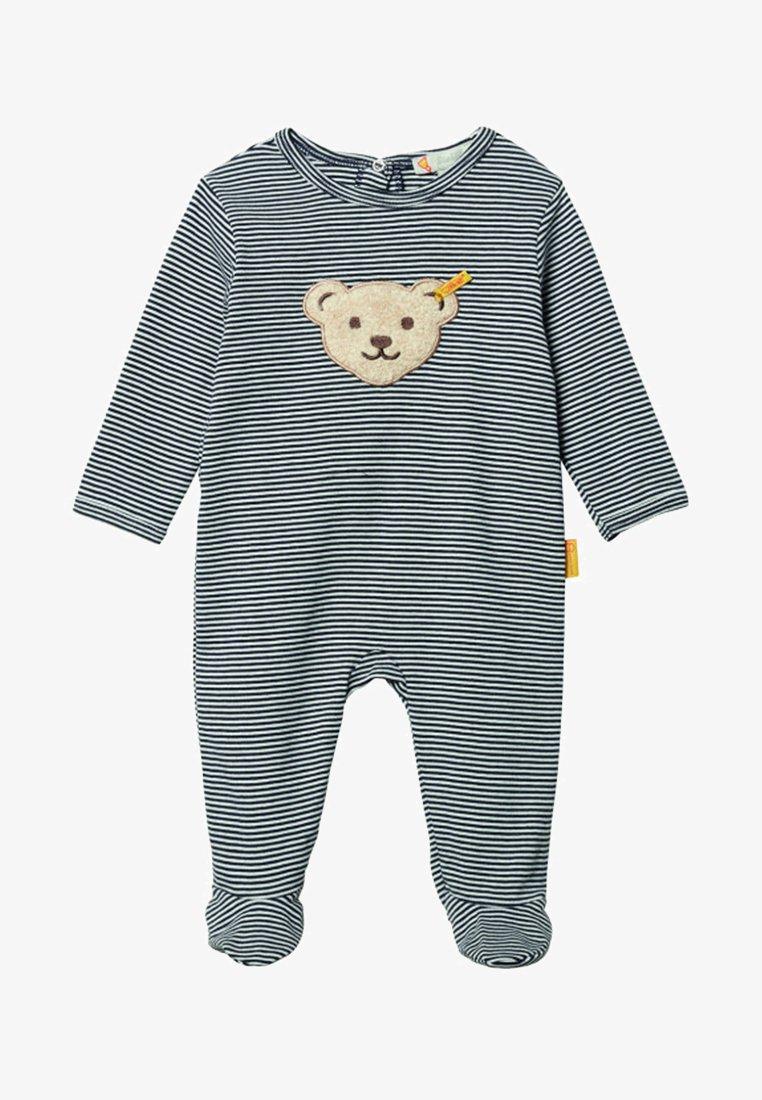 Steiff Collection - STRAMPLER - Pyjama - dark blue