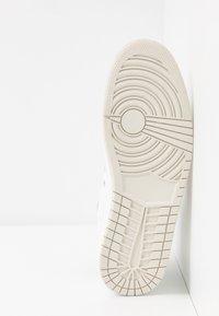 sergio tacchini - JEFF  - Sneakersy wysokie - white/deep - 4