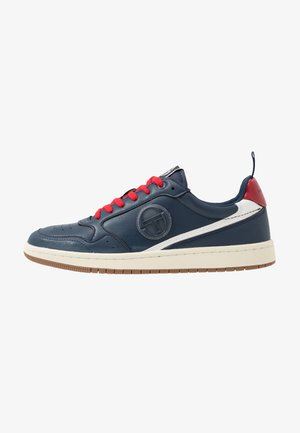 JILL - Sneakers - navy/white/red