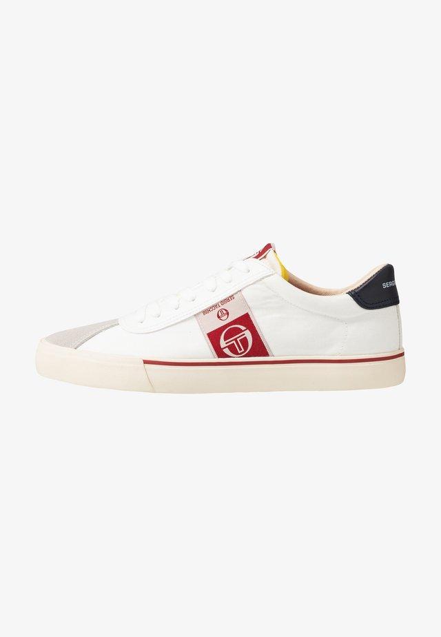SET - Sneakers laag - white