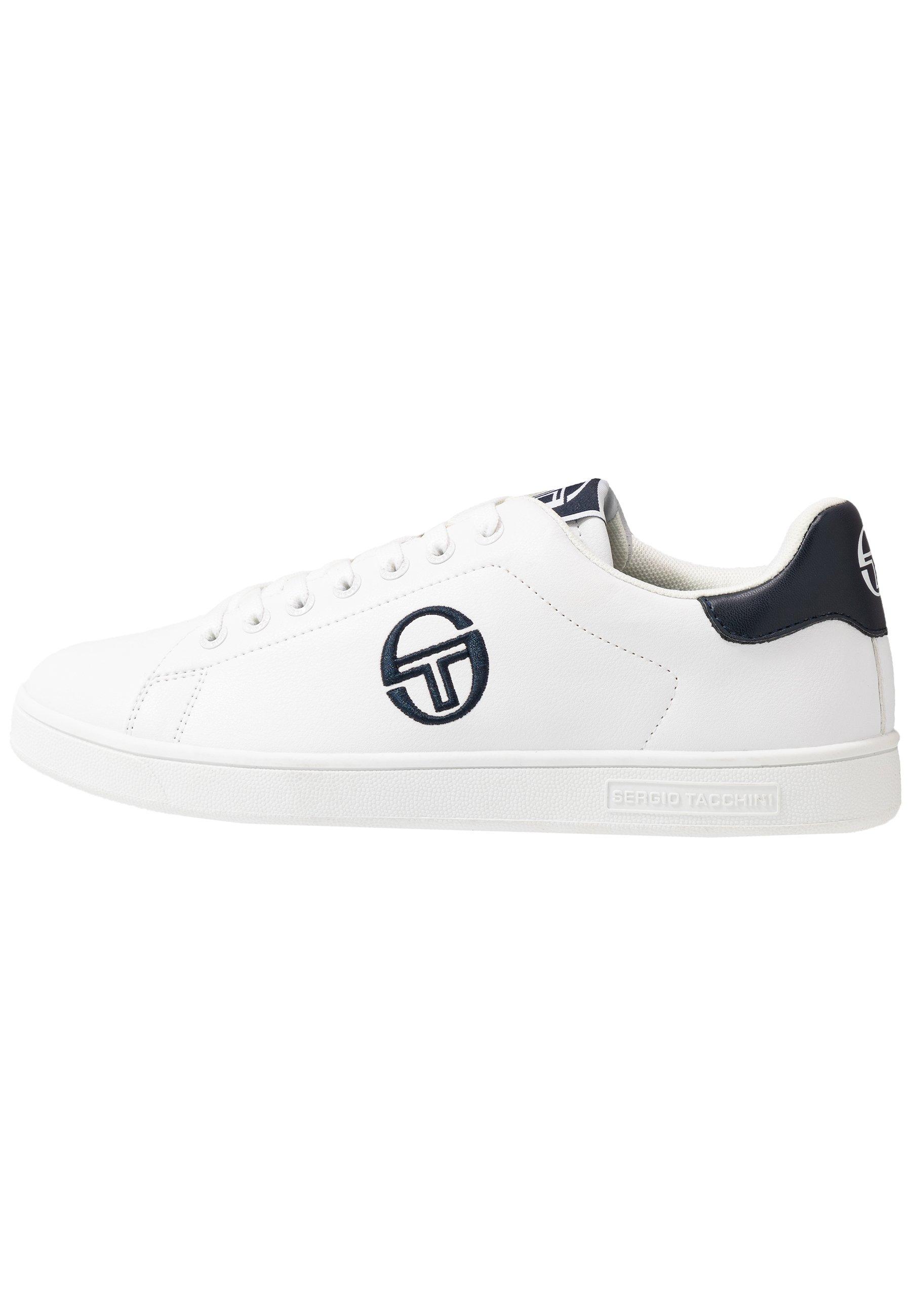 GRAN TORINO Sneakers whitenavy
