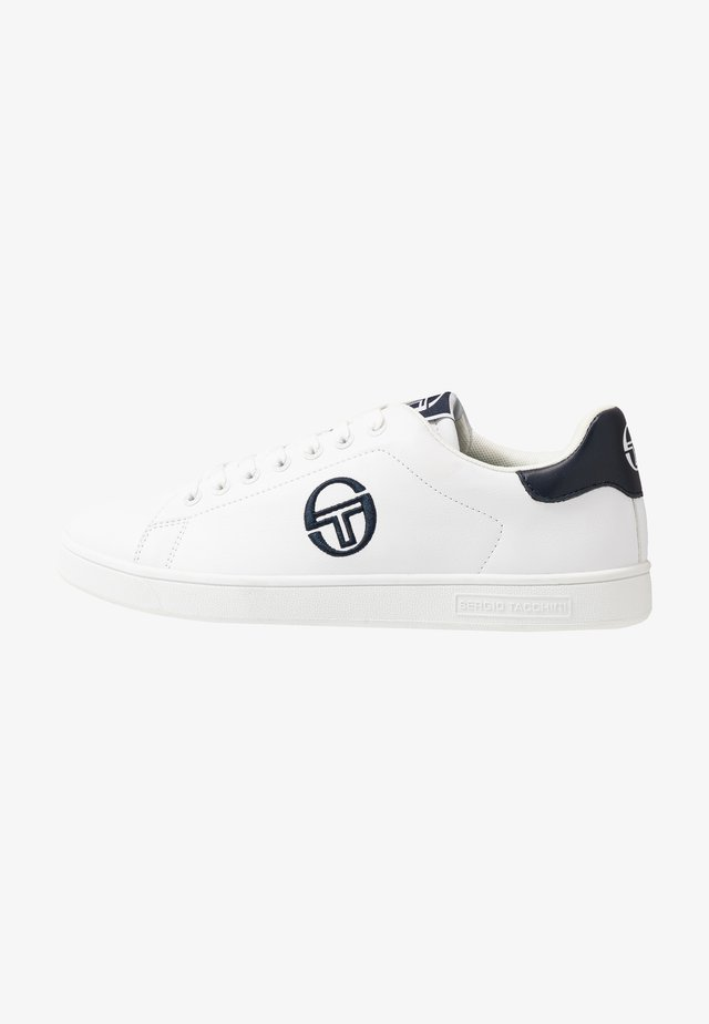 GRAN TORINO - Sneakers laag - white/navy