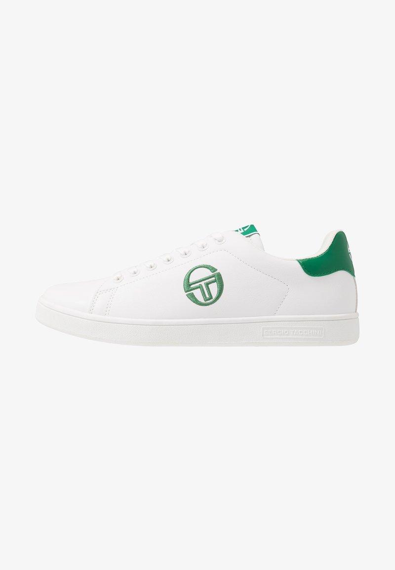 sergio tacchini - GRAN TORINO - Tenisky - white/golf green