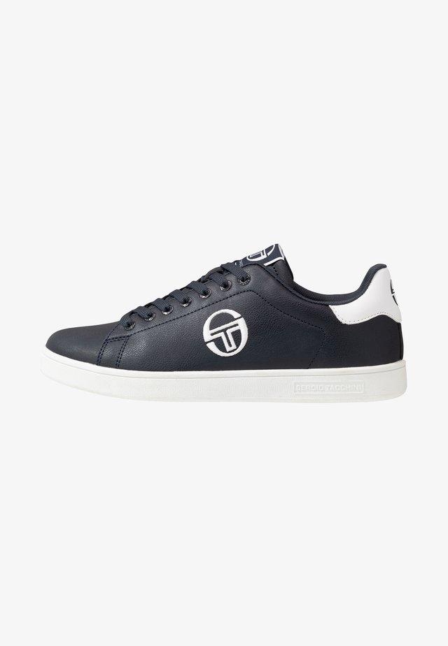 GRAN TORINO - Sneakers laag - navy/white