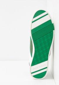 sergio tacchini - PARIGI LTX+SD - Tenisky - white/green - 4