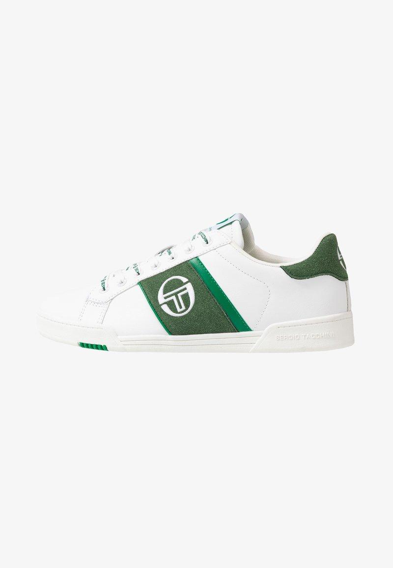 sergio tacchini - PARIGI LTX+SD - Tenisky - white/green