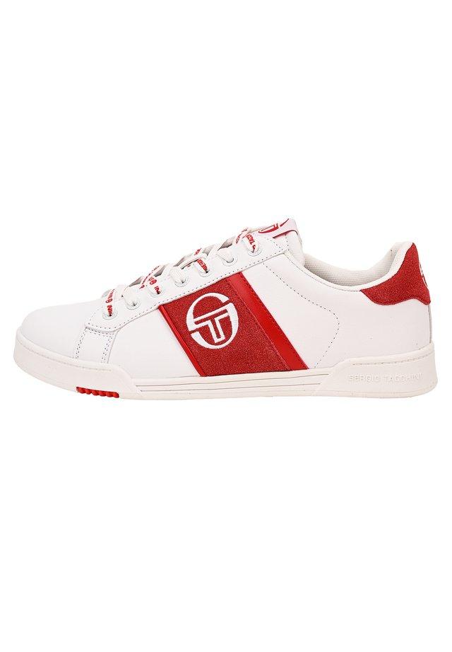 PARIGI LTX+SD - Sneaker low - wht/red