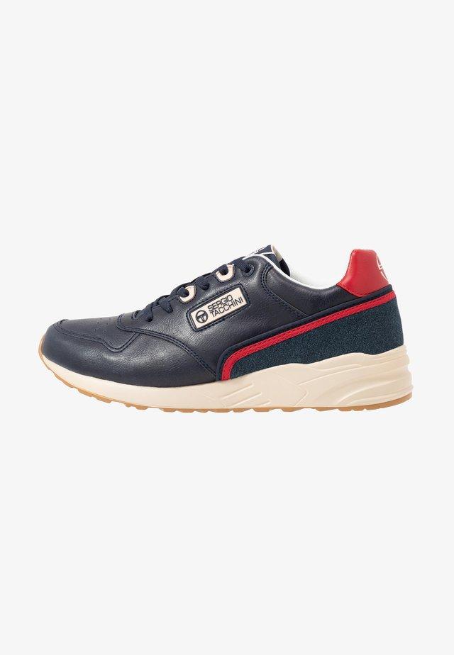 HIVORY - Sneakers laag - ocean/red
