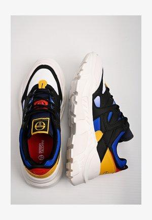 SNEAKER EXPERIENCE MIX - Sneakers laag - black
