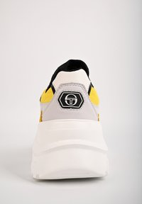 sergio tacchini - SNEAKER WOXED MIX - Trainers - ice - 4