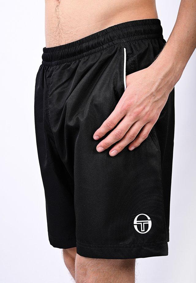 ROB - Shorts - black/white
