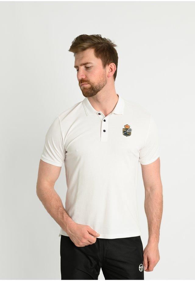 FANCHER/MC/MCH  - Poloshirt - white/navy