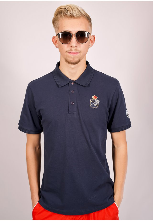 FANCHER/MC/MCH  - Poloshirt - navy/white