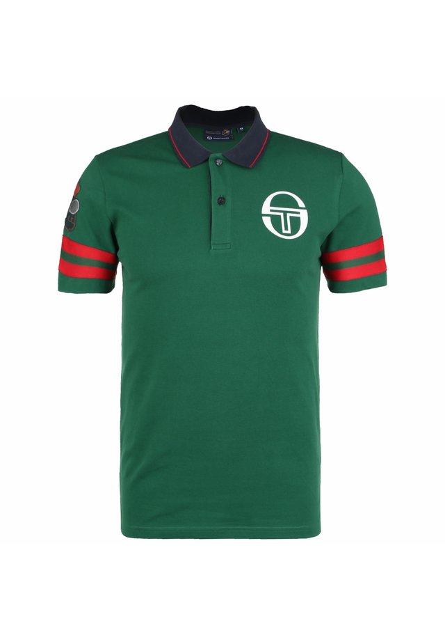 MONTE-CARLO - Poloshirt - evergreen / navy